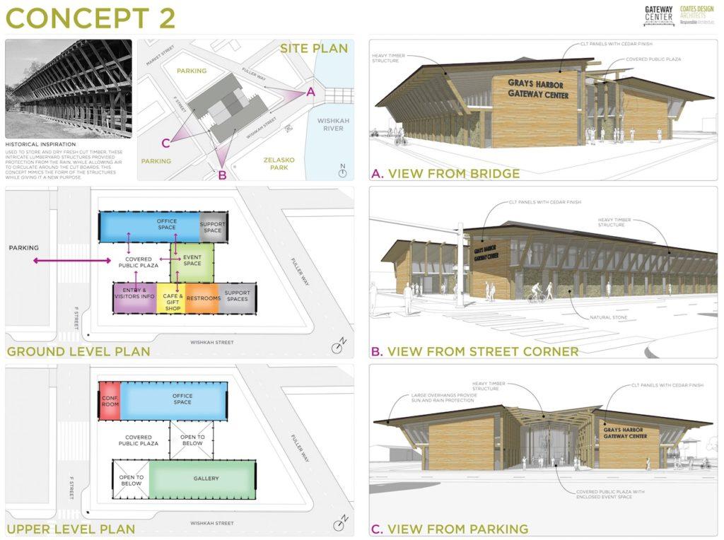 Home concept design center community responds to four for Interlocking architecture concept